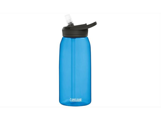 CamelBak Eddy+ Drikkeflaske 1l blå/gennemsigtig